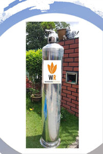 WR 1054 MS (Stainless Steel tank)